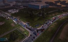This is EuroTruck Simulator 2 Multiplayer...