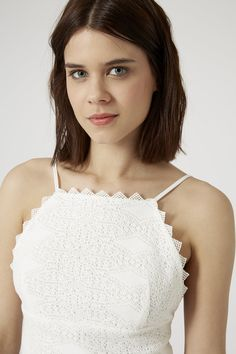 Photo 5 of Crochet High Neck Top