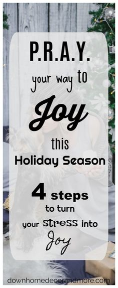 Finding the Joy in Life: How to Choose Joy