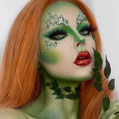 Jaclyn Hill Eyeshadow Palette, Lipstick Palette, Best Makeup Tutorials, Best Makeup Products, Makeup Ideas, Makeup Inspo, Makeup Inspiration, Beauty Products, Poison Ivy Makeup