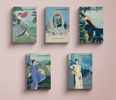 covers by Gosia Herba.