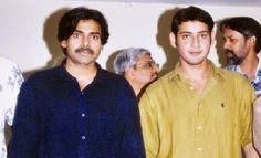 Pawan Kalyan and Mahesh Babu