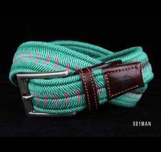 Manfredi Equestrian Belts | Velvet Rider