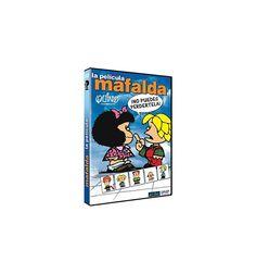 Mafalda. Agost 2016