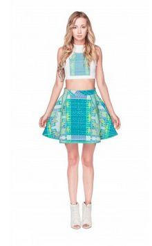 #Kreydenko - Neopren Skirt & Top