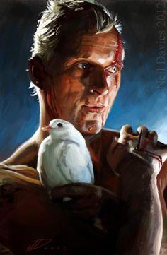 Roy Batty. (Bladerunner)