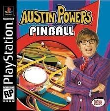 Complete Austin Powers Pinball - PS1 Game