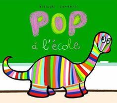 Amazon.fr - Pop a l'Ecole. - Sanders Alex / Bisin - Livres