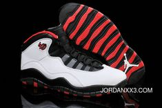 51523f74f141 New Release Where To Buy Air Jordan 10 2015 Chicago White Varsity Red Black  310805 102