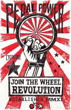 Pedal Power; Join the Wheel Revolution by CYCOLOGY