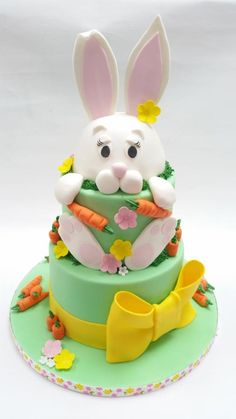 Easter Birthday Cake - Cake by Spices