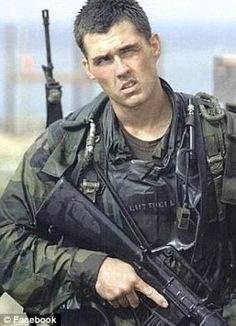 Marcus Luttrell, the lone survivor of Operation Red Wing, a 2005 operation against Obama's buddies, the Taliban. Luttrell was the sole survivor and later received the Navy Cross for his actions. He is a retired U.S. Navy Seal. He deserves better than B. Hussein Obama. He deserves an American, born, bred and passionate about what this country used to be and stand for.