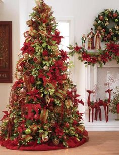 Christmas Decorating Trees by mmsue