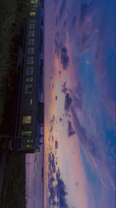 Scenery Wallpaper, Aesthetic Pastel Wallpaper, Aesthetic Wallpapers, Night Aesthetic, Aesthetic Pictures, Chill, Clouds, Landscape, World
