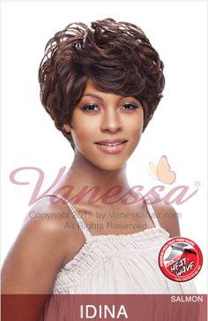 Vanessa Fashion Wig - Idina Wig Styles, Synthetic Wigs, Color Show, Fashion, Moda, Fashion Styles, Fashion Illustrations