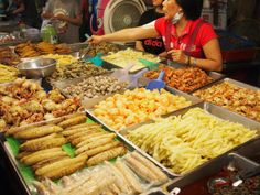 Taiwan--night market