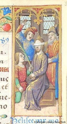Book of Hours, MS H.5 fol. 53r - Images from Medieval and Renaissance Manuscripts - The Morgan Library & Museum