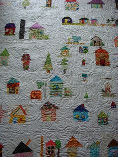 epiphany quilt Quilted....need to bind and then done! | Flickr - Photo Sharing!