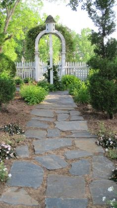"""""""A path is a prior interpretation of the best way to traverse a landscape.""""  ―Rebecca Solnit,Wanderlust: A History of Walking When we design and create our gardens there are many elements to con..."""