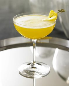 Passion of France  Passionfruit and pineapple lend tropical flare and a hint of exotic flavor when combined with Grey Goose® vodka, Monin syrup, and lemon.