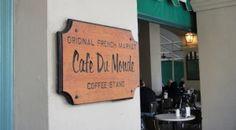 Cafe Du Monde:    yum….