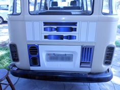 R2-D2 Volkswagen Bus Takes Your Next Road Trip Out Of This Universe -  #cars #cosplay #r2d2 #starwars #volkswagen