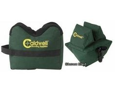 Caldwell DeadShot Boxed Front and Rear Bag Combo-Unfilled by Caldwell. $16.44. Every hunter and shooter is looking for a versatile and steady shooting system that can be set up almost anywhere, and at any time. Whether you have minutes or seconds to set up for your next shot, the DeadShot Shooting Bags are the answer.