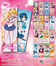 Sailor Moon: Crystal Poster Boxes $7.00