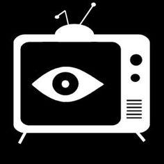 Pictogram TV kijken