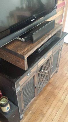 Tv Riser Custom Build To Size Boring Stuff That Fills A