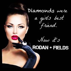 Rodan + Fields skin care is to die for. Try it for your self! mklecroymyrandf.com.