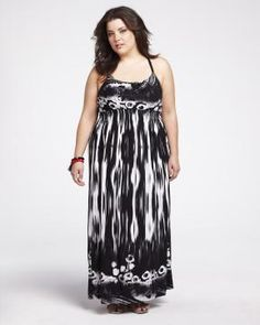 - perfect summer dress for exploring artsy boutiques Elle Fashion, Fashion Lookbook, Curvy Fashion, Plus Size Fashion, Ladies Fashion, Womens Fashion, Plus Size Dresses, Plus Size Outfits, Style Empire