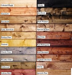 You will receive a square wood sample in the color or stain of your choice. We'll send you a sample stain on the type of wood that your item is built in so that you get an idea of the closest match possible. Wood patterns are for the full Pallet Projects, Home Projects, Woodworking Projects, Woodworking Finishes, Woodworking Joints, Woodworking Patterns, Woodworking Furniture, Woodworking Plans, Steam Box