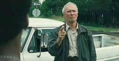 Ever notice how you come across somebody once in a while you shouldn't have fucked with? That's me. (Gran Torino)