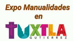 Expo Manualidades Chiapas 2018 con Miguel Rincón. Logos, Studio, Logo, A Logo