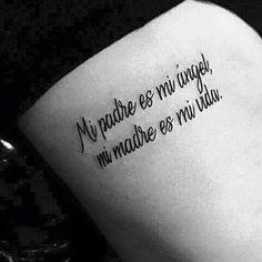 214 Mejores Imágenes De Frases Para Tatuar Quotes Spanish