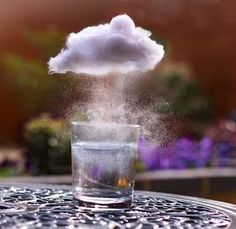Incredible Weather Craft for #Children! Making Own Clouds! (pinned by Super Simple Songs) #educational #resources