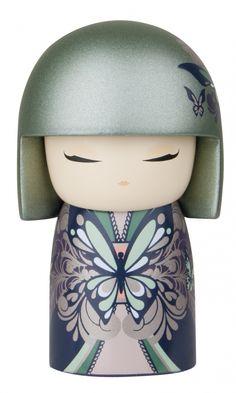 Mini Doll 3.5x6.0cm YUMEKO / The Oriental Shop