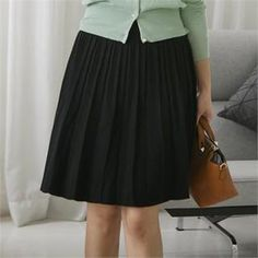 Buy 'ode' – Accordion-Pleat A-Line Skirt' with Free International Shipping at YesStyle.com. Browse and shop for thousands of Asian fashion items from South Korea and more!