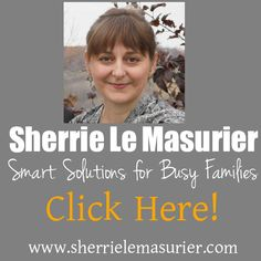 Smart Solutions for Busy Families - Creative tips and ideas for raising kids through various ages and stages.