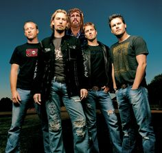 Don't think Jesus would really hang out with Nickleback in real life, of course. He's too cool for that!