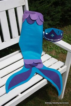 Items similar to Mermaid costume - mermaid tail & crown for toddlers and girls on Etsy Dark Costumes, Ariel Costumes, Halloween Costumes, Mermaid Costumes, Halloween 2015, Horror Costume, Book Week Costume, Mermaid Under The Sea, Little Mermaid Parties