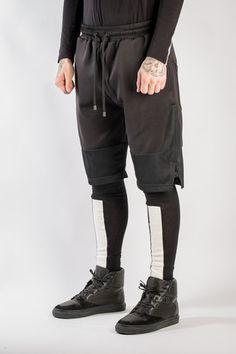Airtex Neoprene Shorts , ADYN, ADYN UK, ADYN Machus, ADYN Clothing, Machus, Machus Portland , Machus clothing – machus