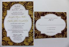 Weddings are expensive enough without Shop our most popular wedding invitations and see what other brides are buying to announce their big day. Description from flowwedding.com. I searched for this on bing.com/images