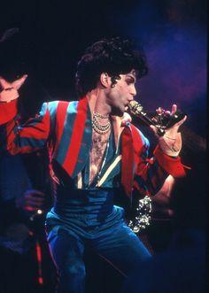 Prince, New York City, 1993