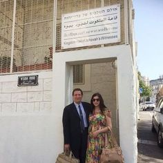 Kingdom Hall in Israel.