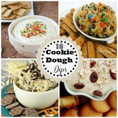 18 Best Cookie Dough Dips|Spoonful