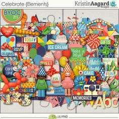 iNSD16 - Celebrate {Elements}