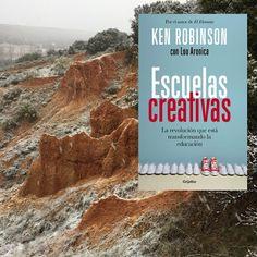 Pintando sonrisas de colores: Compartir lecturas Ken Robinson, Cover, Books, Reading, Creativity, Colors, Libros, Book