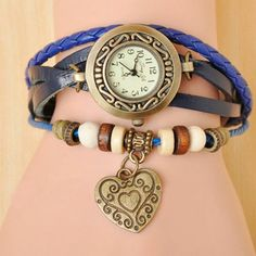 Get A FREE Women's Boho-Chic Vintage-Inspired Fashion Watch! - http://freebiefresh.com/get-a-free-womens-boho-chic-vintage-inspired-fashion-watch/